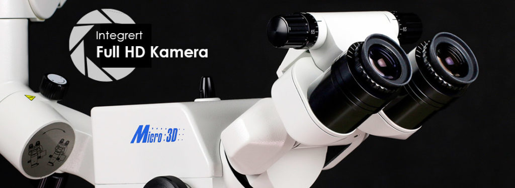 Mikroskop full hd kamera