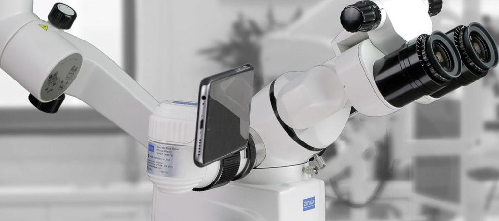 mobil adapter mikroskop