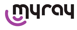Myray logo mini